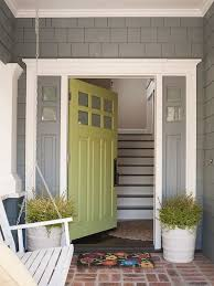 painting front doorBHG Centsational Style