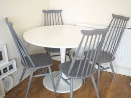 Chalk Paint Dining Room Table Diy Chalk Paint Furniture Youtube