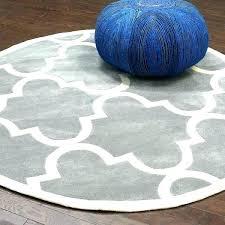 grey round rug round grey area rug sophisticated gray round rug handmade trellis round rug grey
