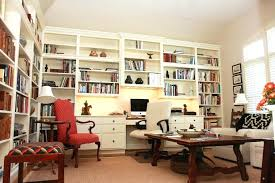 home office decor brown. Office Book Shelves Elegant Home Decoration Ideas With Large Open Plan And Decor Brown