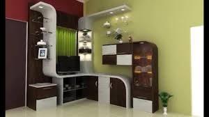 Living Room Tv Unit Furniture Living Room Interior Design Specially Tv Unit Part 1 Youtube