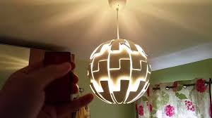 Death Star String Lights Remote Controlled Ikea Death Star Lamp 5 Steps With