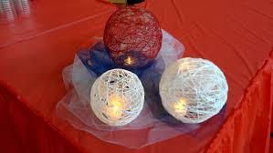 How To Make String Ball Decorations Fascinating How To Make A Yarn Ball Centerpiece The Right Way Joyful Musings