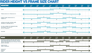 Giant Bike Size Guide Cyclestore Co Uk