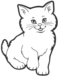 Small Picture Cat Coloring Pages Coloring Pages