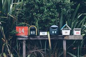 mailbox installation requirements for