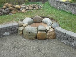 Stacked Stone Fire Pit outdoor stone fire pit ideas best stone for fire pit write 5816 by uwakikaiketsu.us