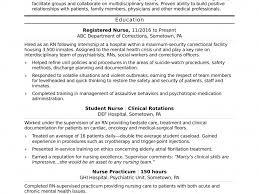 Stylish Ideas Entry Level Registered Nurse Resume Registered Nurse