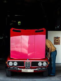 Coupe Series black and pink bmw : 1972 BMW 3.0 CS • Petrolicious