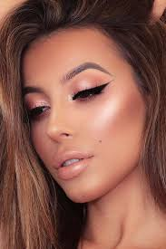here you will find chic homeing makeup ideas even if homeing is a month