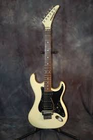 kramer guitars pacer classic car cars other and classic cars kramer focus 3000 floyd rose hss locking nut original hardshell case 1985 yellow reverb