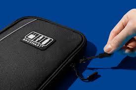 best tech organizer bags bagsmart zipper