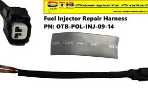 product category wiring harnesses otb powersports products fuel injector wiring repair harness