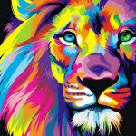 lion drawing color.  Lion Drawingcolor Lion Drawing Color At Getdrawings Free For Personal Use  On
