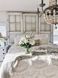 Shabby Chic Bedrooms White Cottage Farm One Year Anniversary Progress Update White
