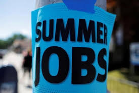 What Summer Job Kids Would Rather Get A Foot In The Door At