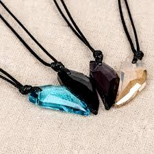 crystal wolf tooth necklace2