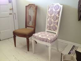 how to reupholster a chair seat together with unique dining room art design