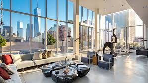 most expensive apartments in new york. someone has plunked down a staggering $100.47million on 10,923-square-foot penthouse apartment occupying the entire 89th and 90th floors of one57, most expensive apartments in new york o