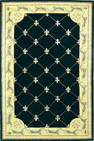 fleur de lis bathroom rugs bath rug jewel rugs direct