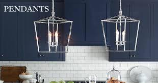 Pendant lighting fixture Kitchen Island Williams Sonoma Pendant Lighting Williams Sonoma