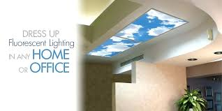 office ceiling light covers. Ceiling Fluorescent Light Covers Office Plastic