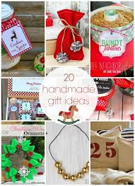 Christmas Crafts For Gifts