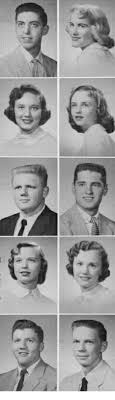 """WWHS Alumni """"1955 Class Roster"""" Page 3 - Portsmouth, VA"""