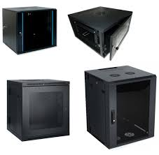 8u Wall Mount Cabinet Cabinets Enclosures Ecs Global Wire Cable