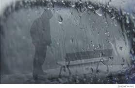 alone boy in love sad in rain sad