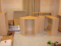 Making A Kitchen Cabinet How Make Kitchen Cabinets