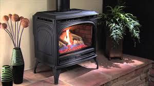quadra fire topaz gas stove