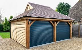 wooden garages features and benefits