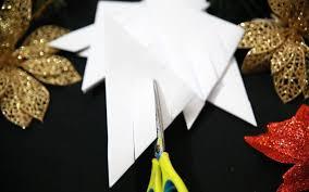 3d Paper Snowflake Patterns