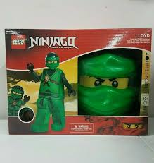 Disguise Lego Ninjago Movie Lloyd Prestige Childrens Halloween Costume  98132PK - Fearless Apparel