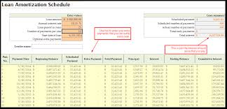 Calculate Loan Amortization Excel Loan Calculator With Extra Payments Diyrecipes Club