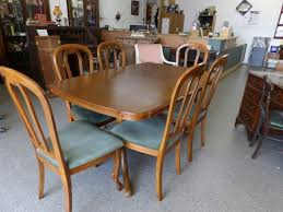 table and 6 chairs repair needed on chairs 125 pc954