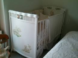 retro baby furniture. vintage crib 3 generations retro baby furniture