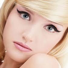 eye makeup for big eyes