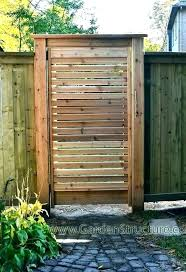wood deck gate outdoor sliding at pool hardware building wooden for protector bunnings