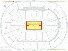 Bridgestone Arena Detailed Seating Chart 53 Accurate Palace Of Fine Arts San Francisco Seating Chart