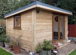 Small Picture Modern outdoor shed design