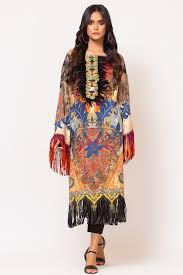 Recent Designer Dresses Latest Women Best Winter Dresses Designs Collection 2019 20
