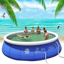 inflatable swimming pool for kids. Fine Pool Outdoor Inflatable Swimming Paddling Pool Garden Family Pools Kids U0026  Accessories Inside For I