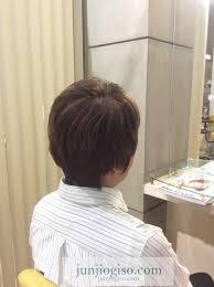 ミセス若く見える髪型カタログ2019ショートヘア