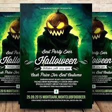 Halloween Dance Flyer Templates Halloween Dance Flyer Template Amartyasen Co