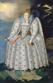 queen elizabeth i the ditchley portrait by marcus gheeraerts the younger national portrait gallery