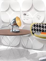 description zuo table and floor lamps