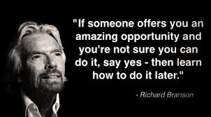 30 Inspirational Richard Branson Quotes on Business & Life ... via Relatably.com