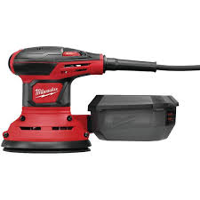 With 6.0 amp of power, this belt sander sands practically any type of wood surface. Milwaukee 6034 21 5 Random Orbit Palm Sander With Contractor Bag And Dust Canister Blain S Farm Fleet